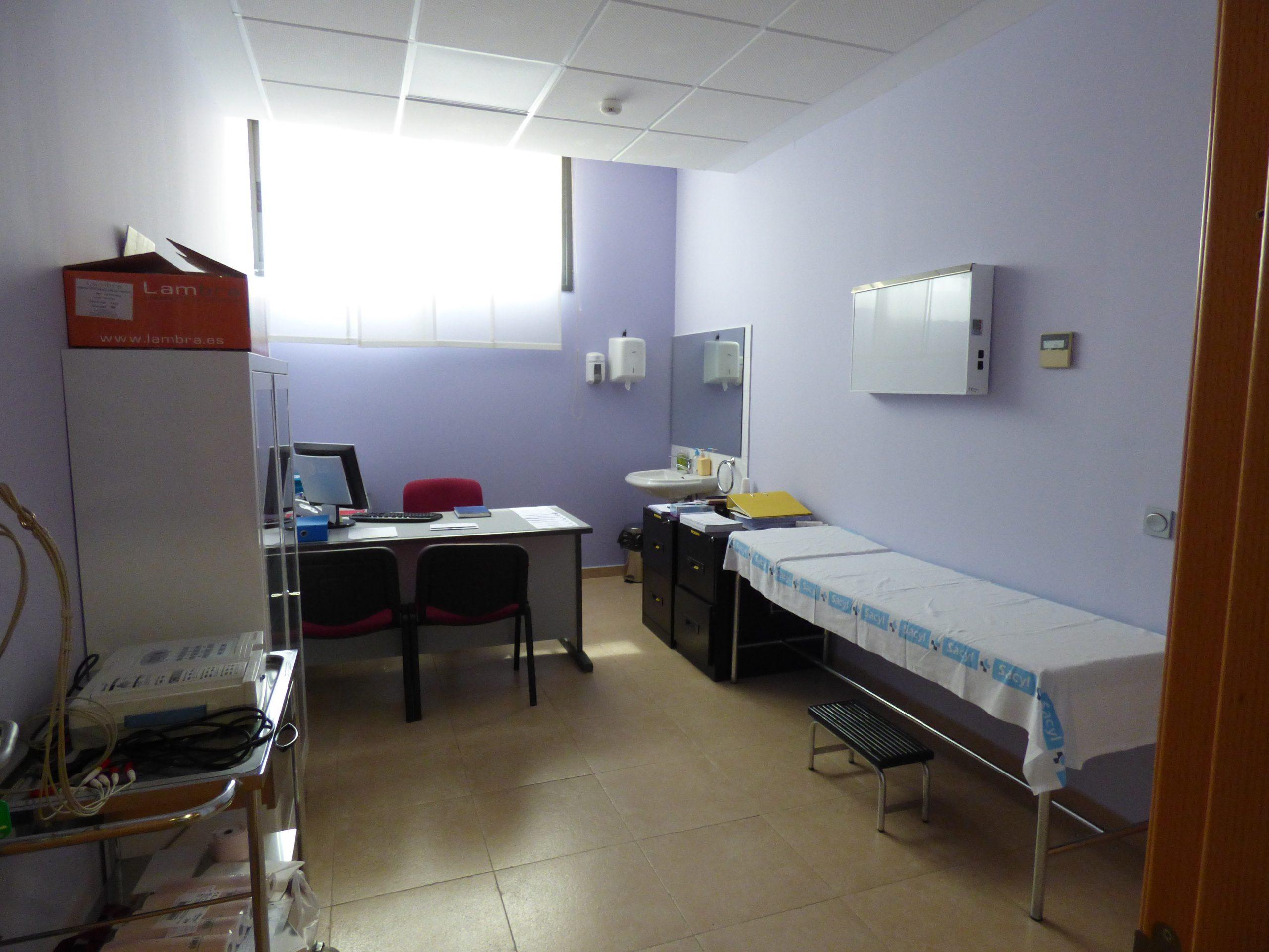 Atención médica y de enfermería valdihuertos