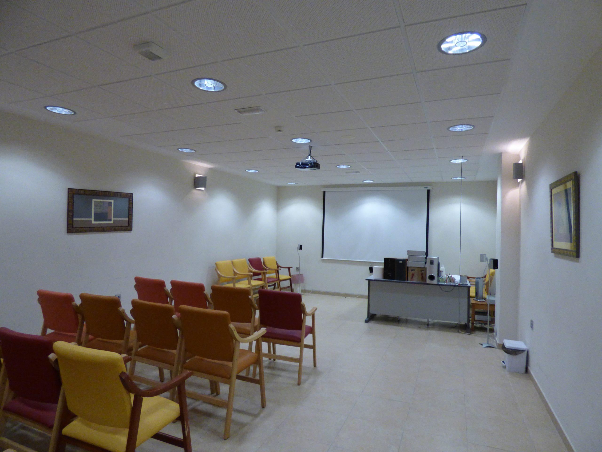 Sala de Proyecciones Valdihuertos