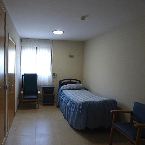 Habitación individual Valdihuertos